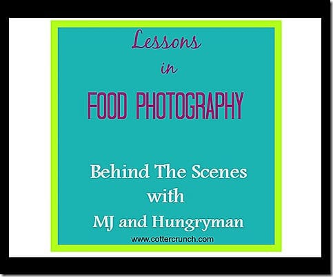 lessons in food photography