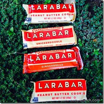 larabar seasonal