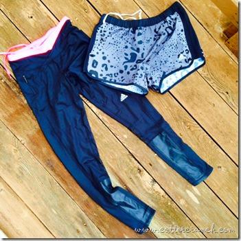 supernova tights and marathon T shorts @adidaswomen