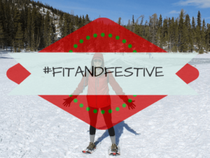 Holiday Fitness Accountability! Get Fit and Festive