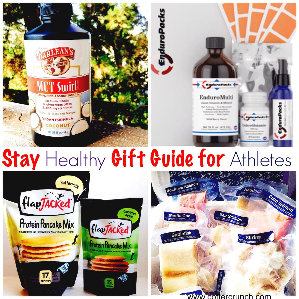 get healthy, stay healthy guift guide