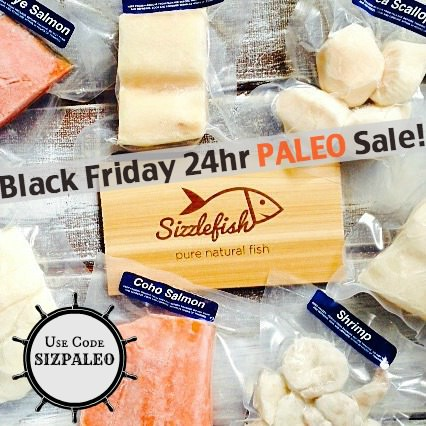 sizzlefish 24 hr sale