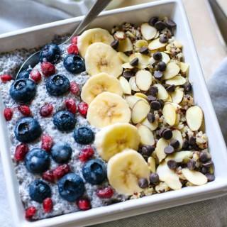Gluten-Free Breakfast Power Bowls