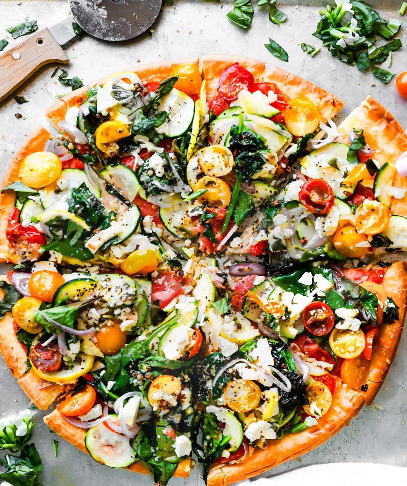 flatbread pizza update
