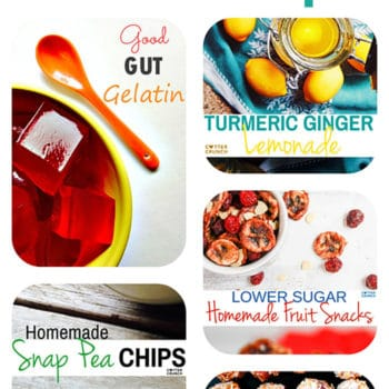 5 Homemade Gluten Free Snack Recipes that are easy to make and delicious!