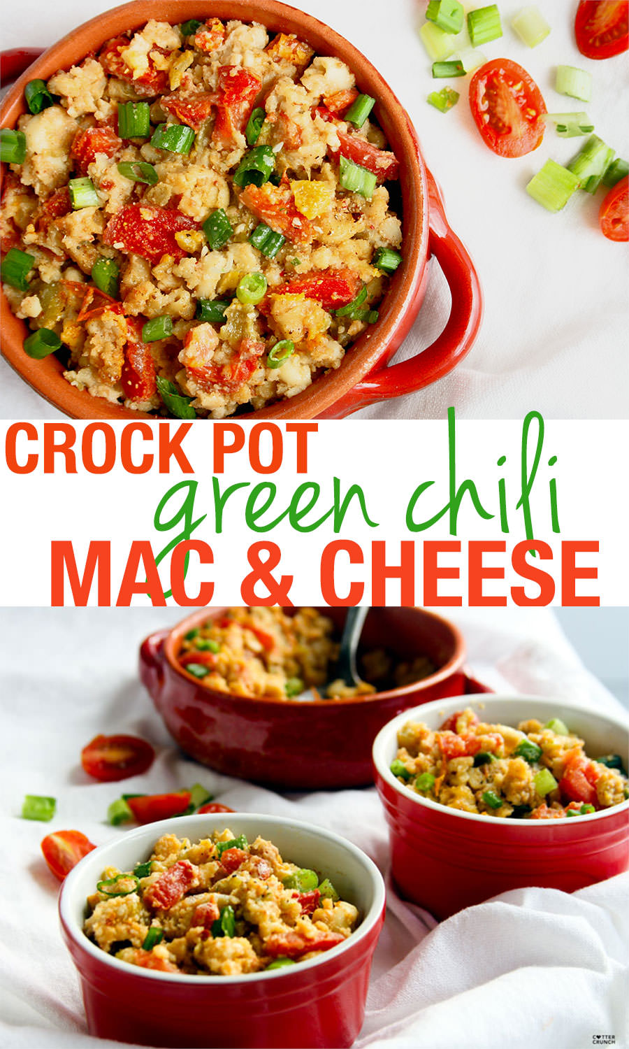 Crock Pot White Cheddar Mac And Cheese Cotter Crunch