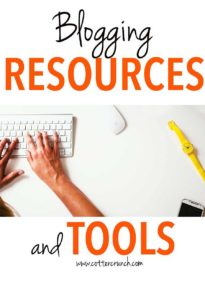 Business of Blogging Part III: Blogging Tools and Resources