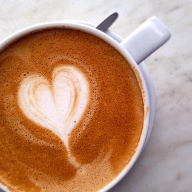 coffee close up