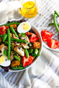 Paleo Salade Niçoise Plus 2 Cooking Oils to Boost Flavor and Nutrients