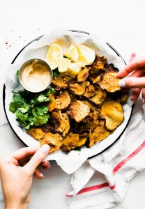 BBQ Baked Rutabaga Chips –  The Unsung Hero Root Vegetable!