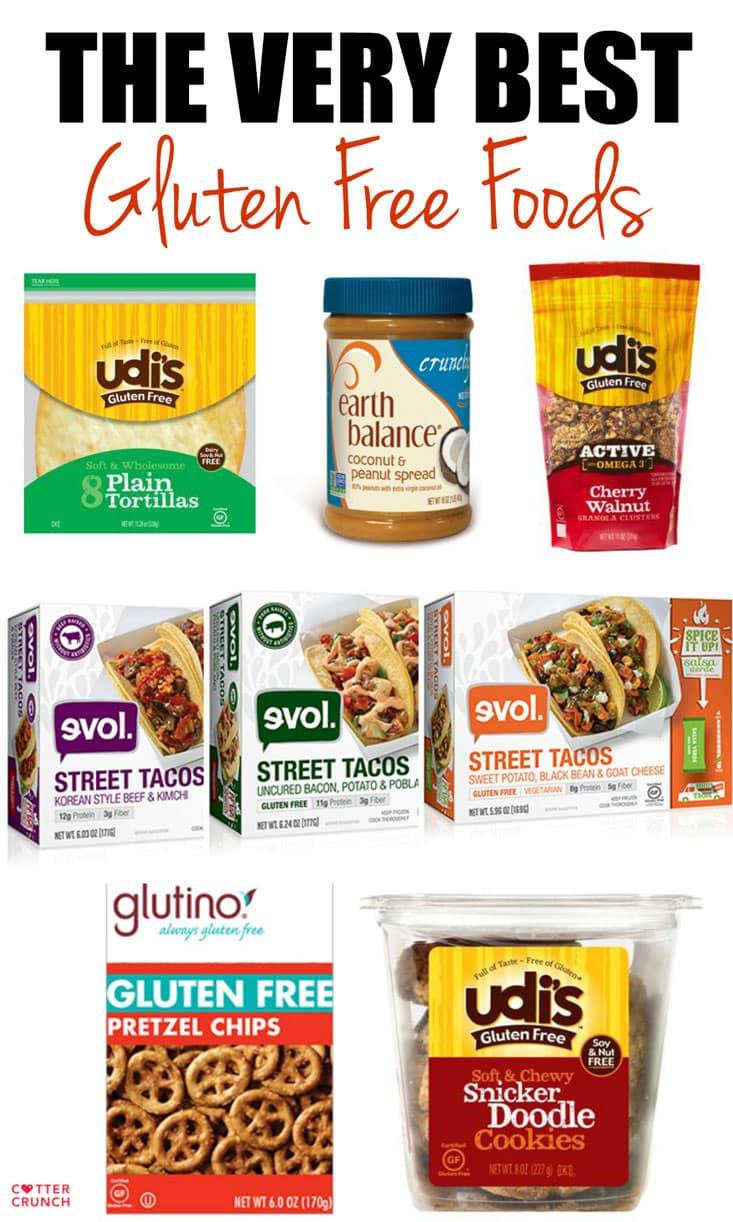 best-of-gluten-free foods! @evolfoods @udisglutenfree @glutino @earth_balance