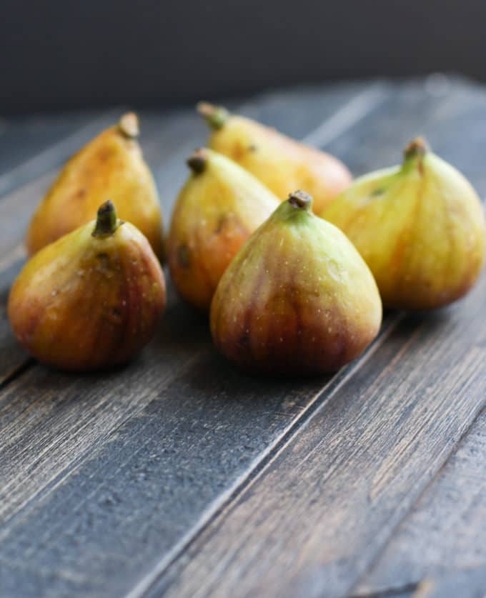 figs for fig newton smoothie