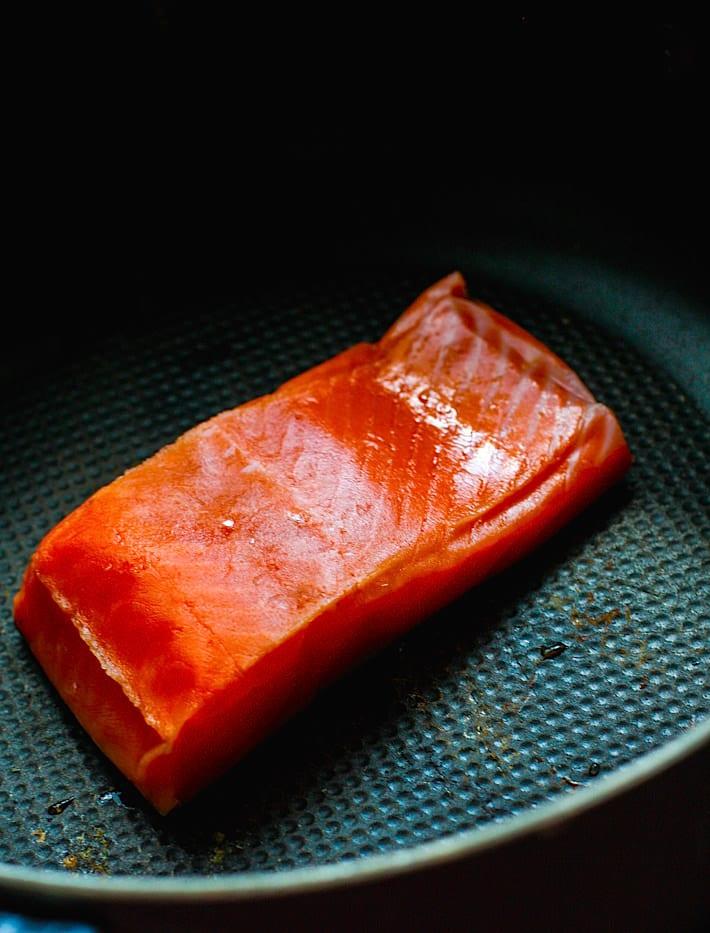 sizzlefish sockeye salmon