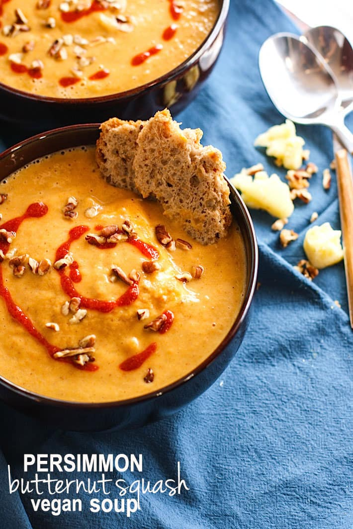 Tasty Persimmon Recipes for Winter | Mom Spark - A Trendy Blog for Moms - Mom Blogger