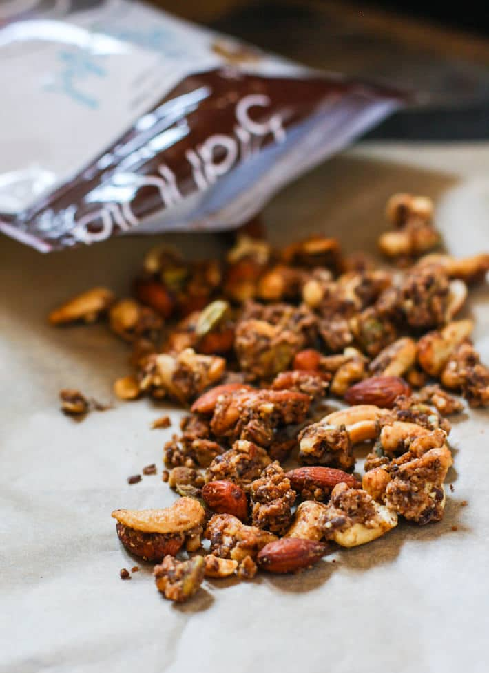 paleo blissful granola