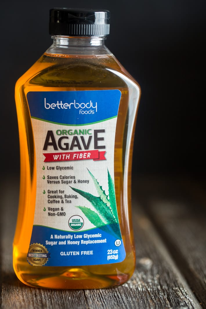better body food organic agave nectar.