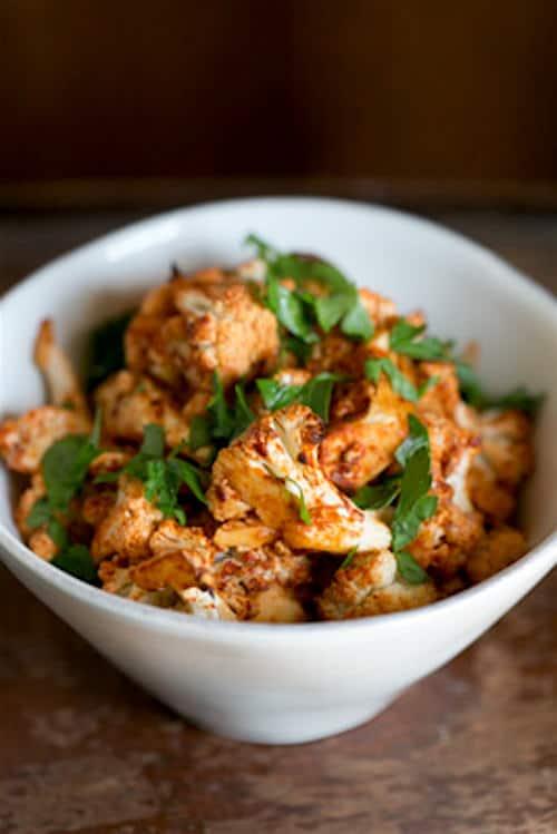 Recipe- Roasted Spicy Cauliflower http-::chriskresser.com:recipe-roasted-spicy-cauliflower: