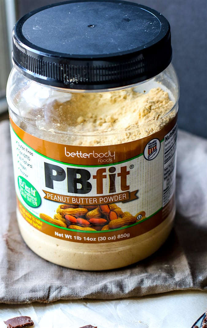 Better Body PB Fit peanut butter powder