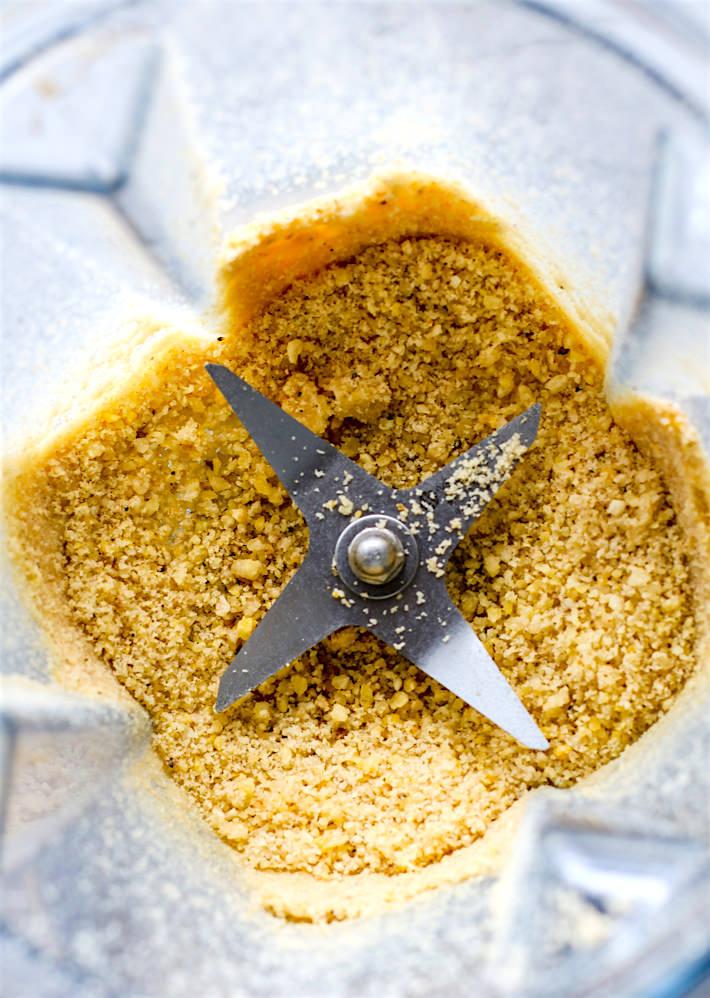 GLuten Freies Mehl / Mahlzeit für Proteinbissen oder Plätzchen
