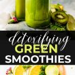 green smoothie detox pin