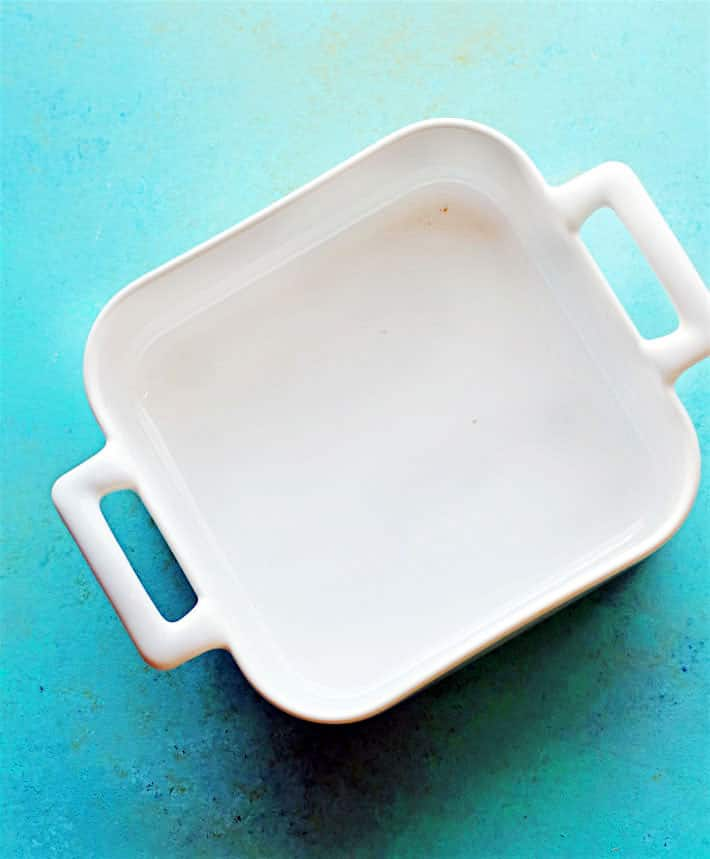 Everyday square baker dish from REVOL USA.
