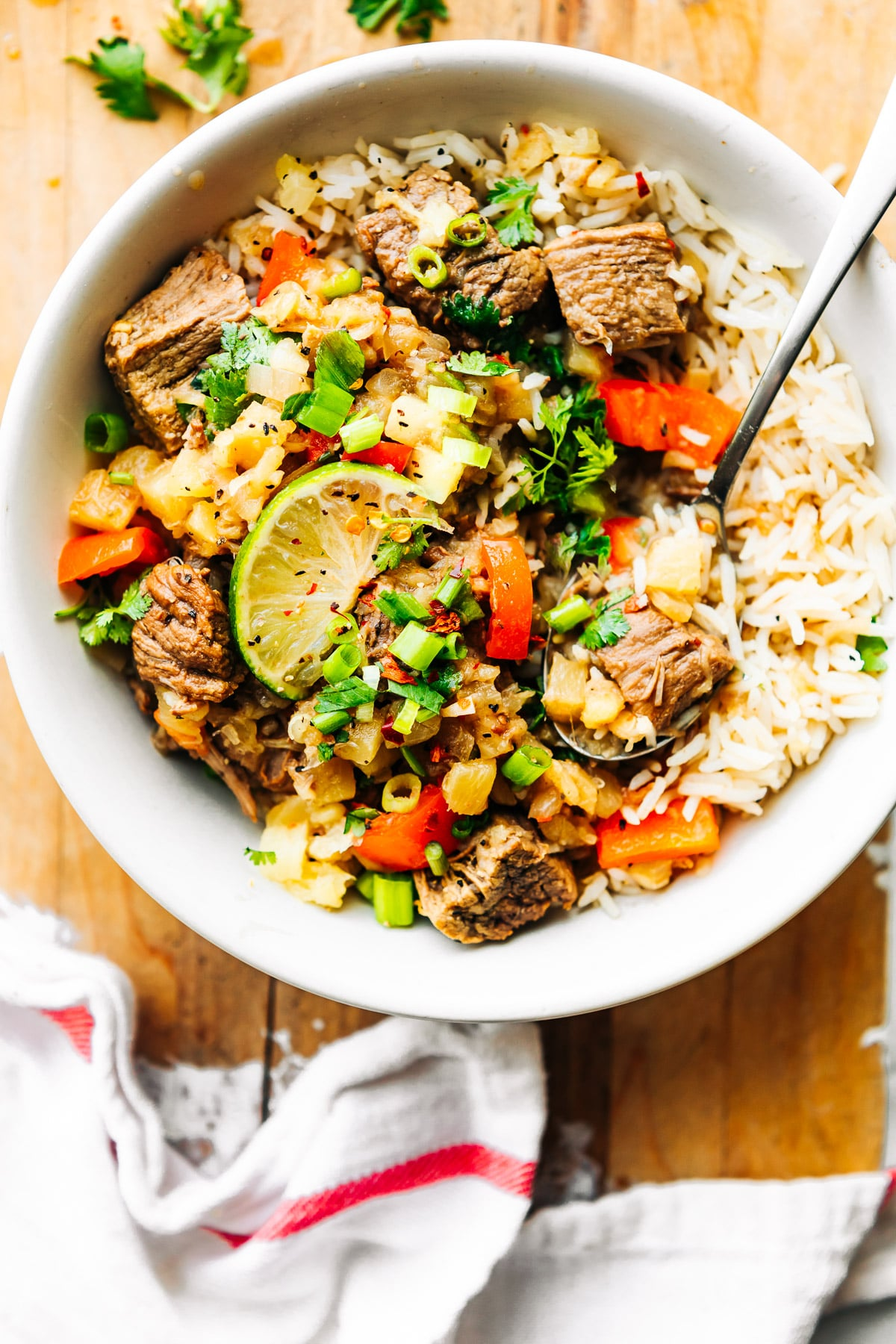 Crockpot Sweet And Sour Hawaiian Beef Paleo Option Cotter Crunch