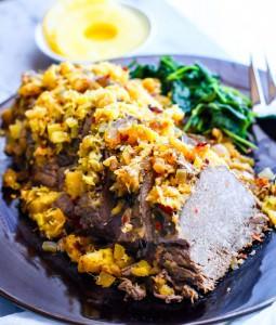Easy Crock Pot Sweet and Sour Hawaiian Beef {Paleo}