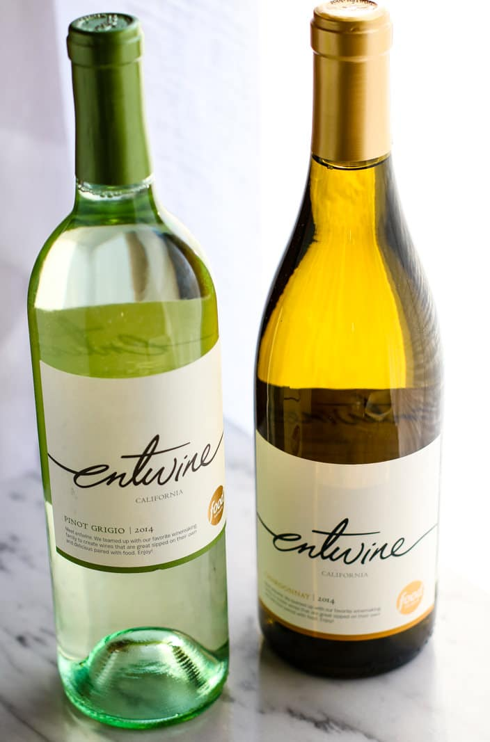 Entwine White Wine