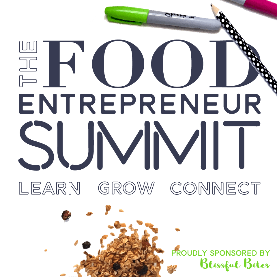 Food entrepreneur summit!