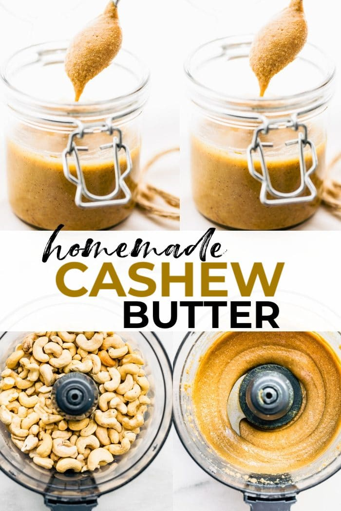 cashew butter pin