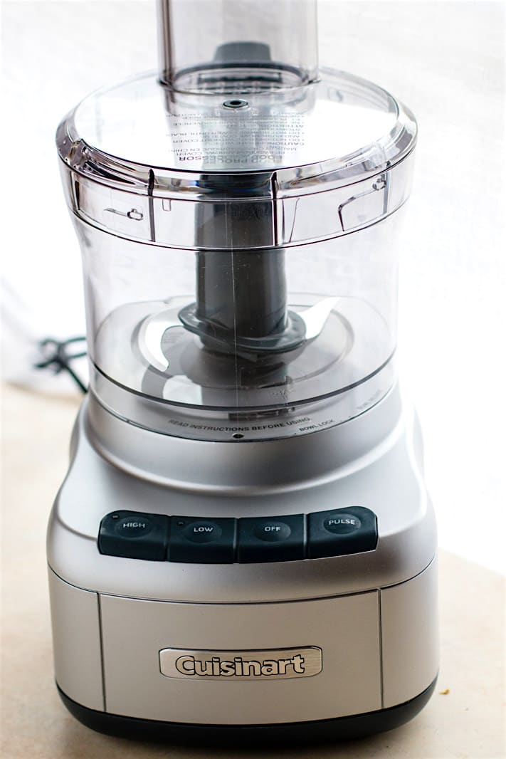 My favorite kitchen too! a Cuisnart food processor (8 cup)