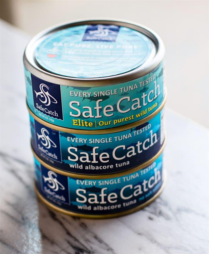 safe catch canned tuna