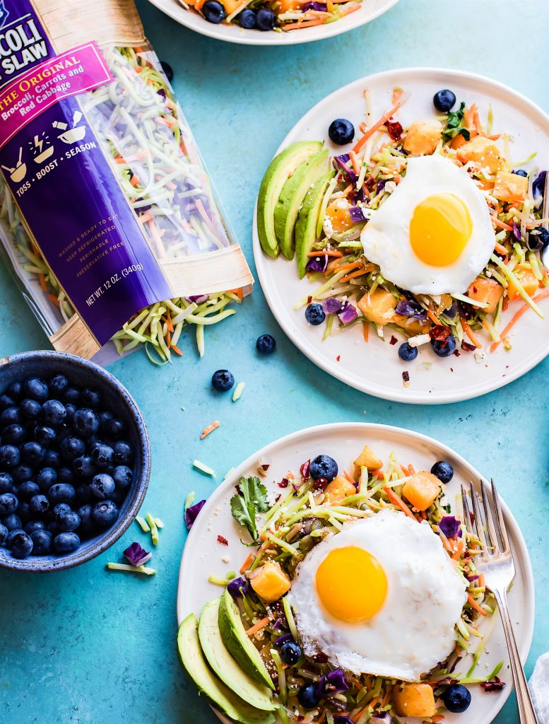 Nourishing Paleo Warm Breakfast Salad