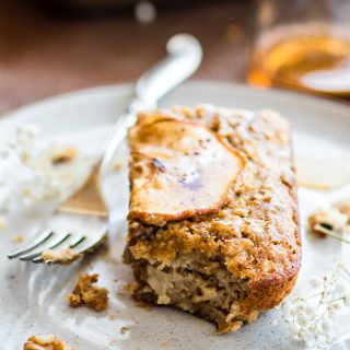 Easy Apple Sausage Breakfast Bake | CotterCrunch.com