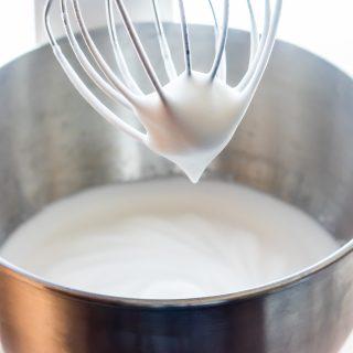How to make Aquafaba for Vegan and Egg Free Baking.