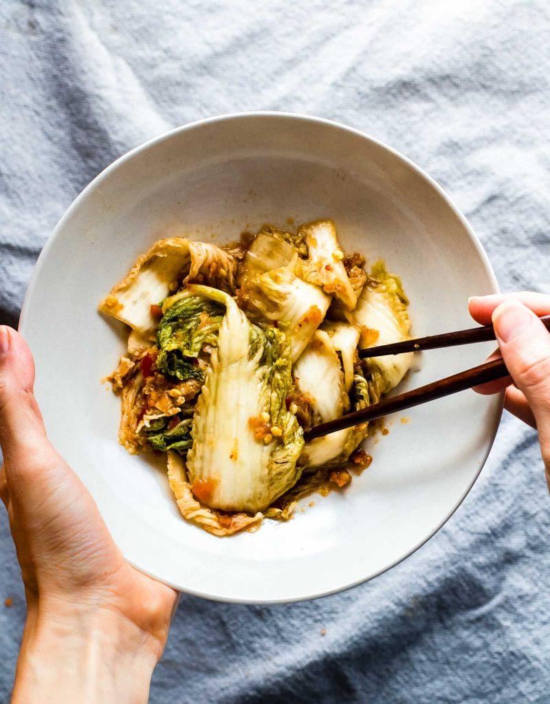 Asian Southwest Fusion Kimchi