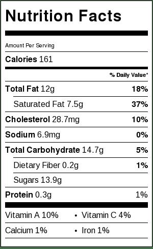4 - 5 ingredient maple paleo toffee