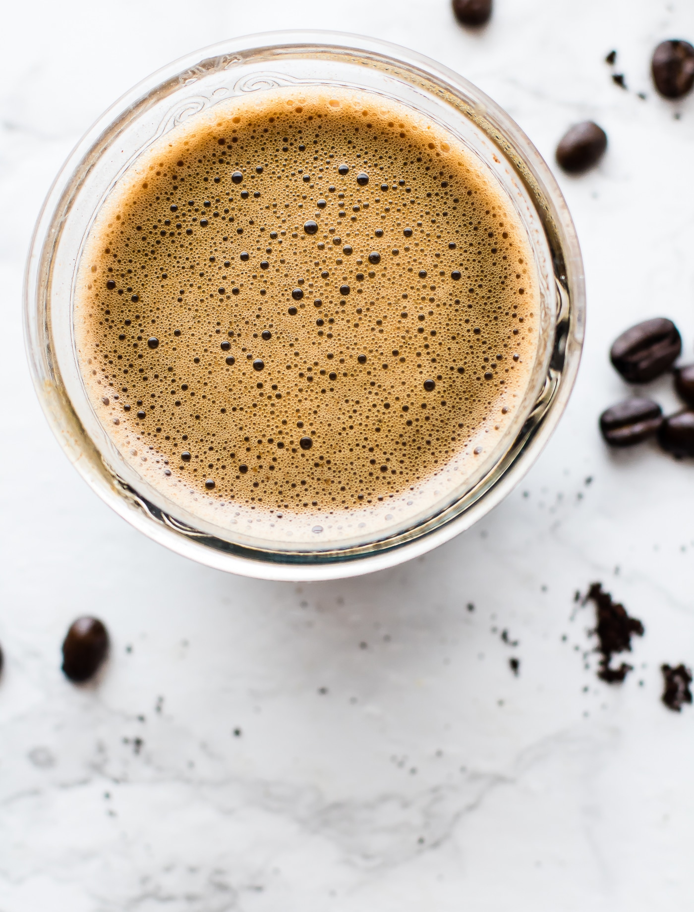 A vegan hazelnut coffee recipe with a cultural twist! Homemade Turkish Style vegan hazelnut coffee recipe. Quick to make on the stove top and dairy free.
