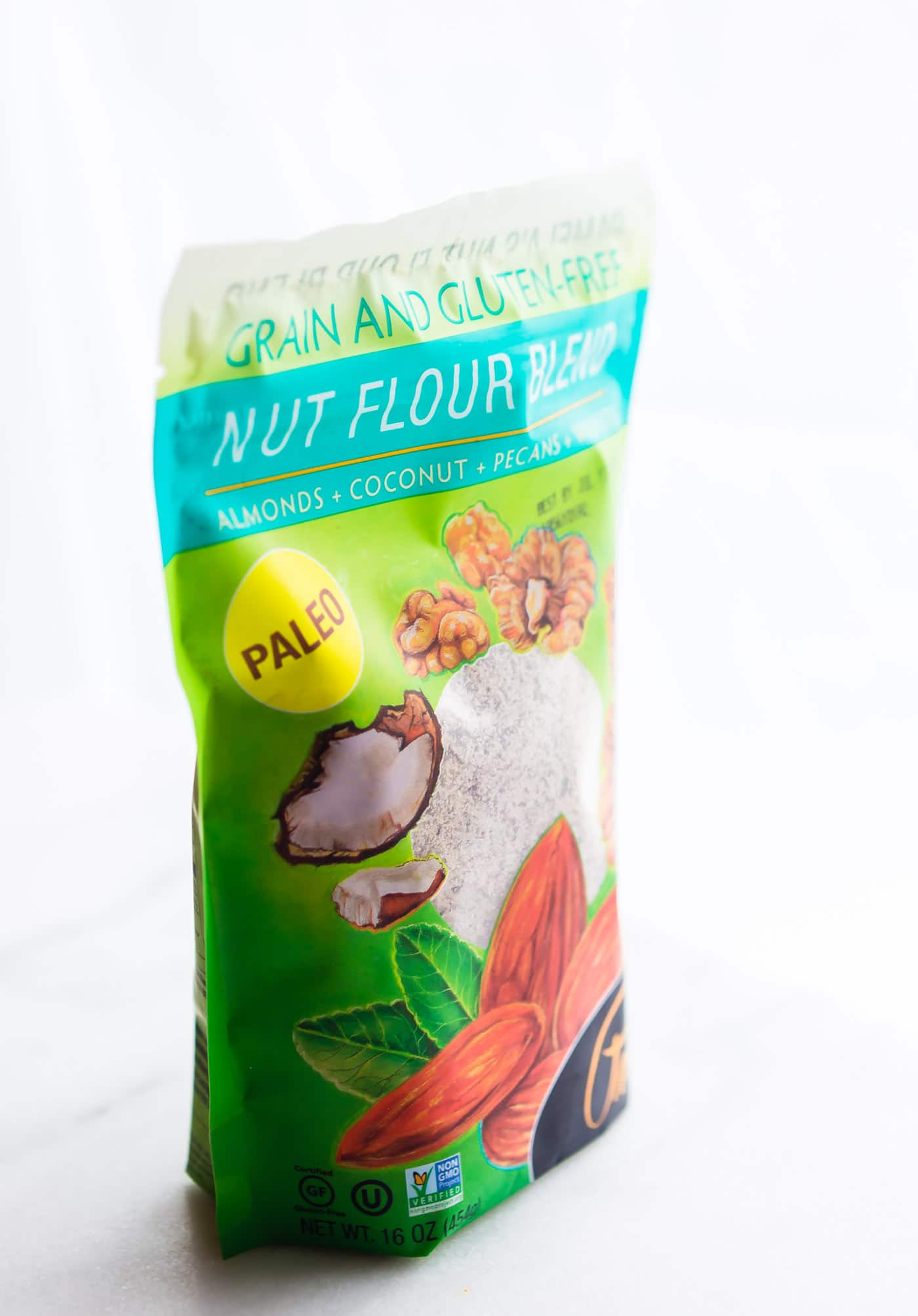 paleo nut flour from Pamela's