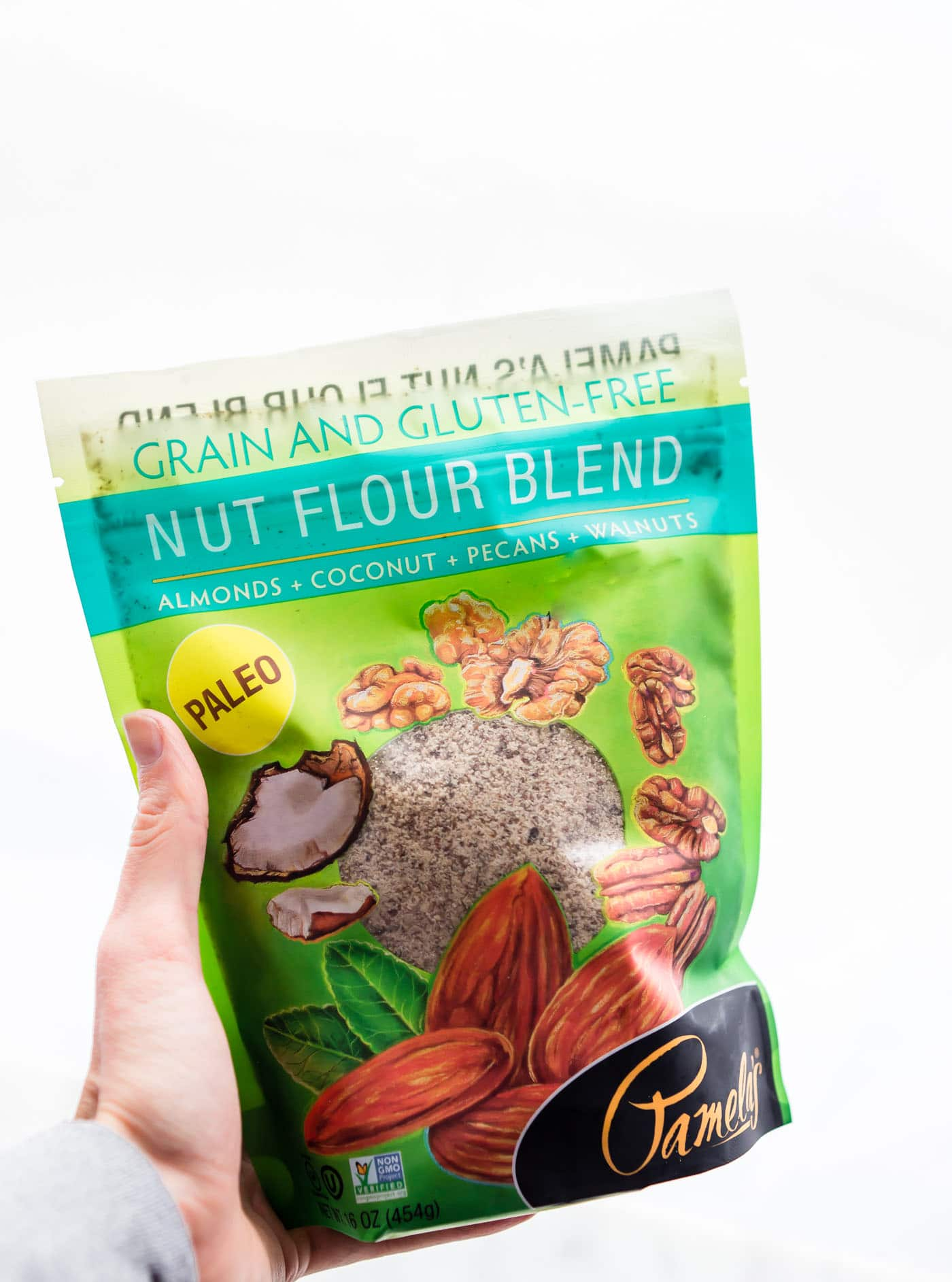 Pamela's grain and gluten-free nut flour blend