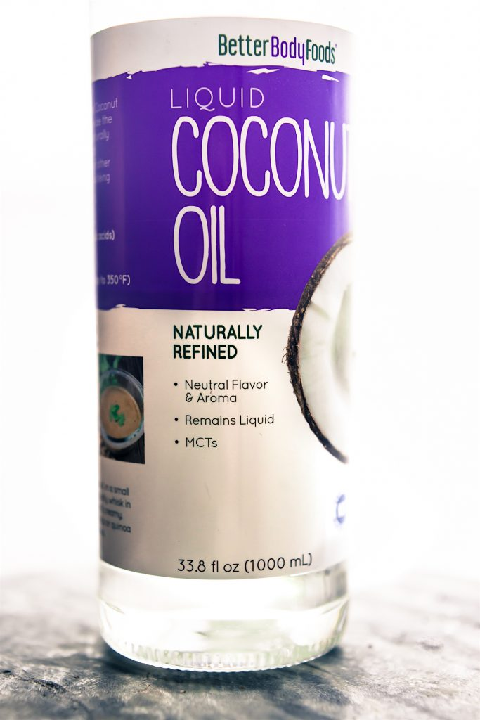 Better Body Foods liquid coconut oil