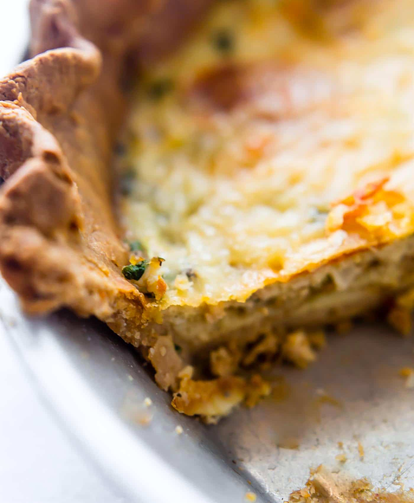 Best Quiche Recipe (Made from Scratch, Gluten Free) | Cotter