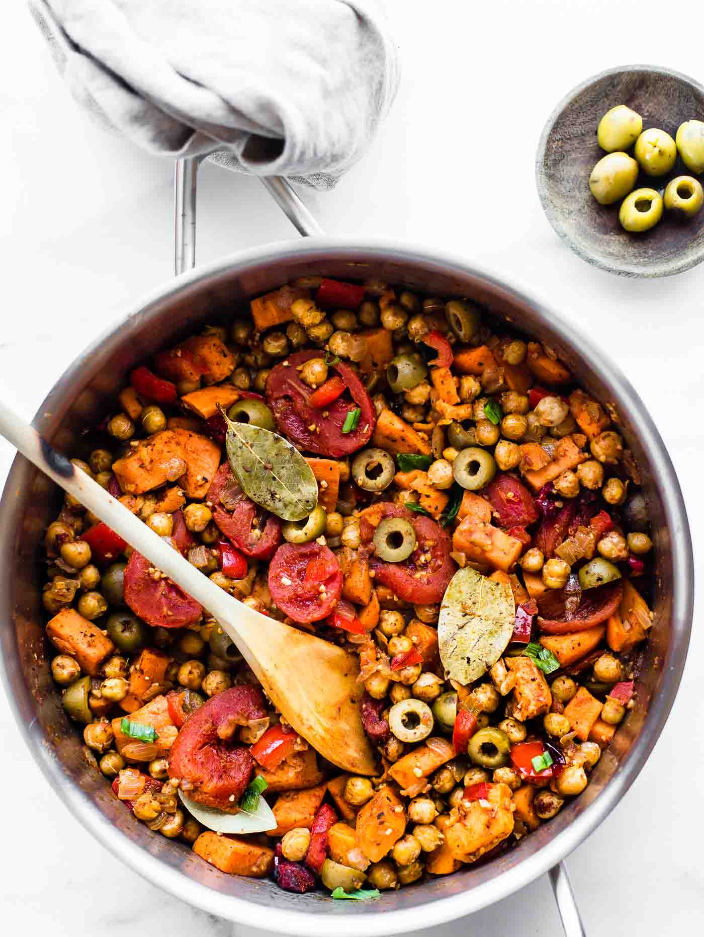Cuban Sweet Potato Picadillo Bowls (Vegan, Grain Free, Gluten Free)