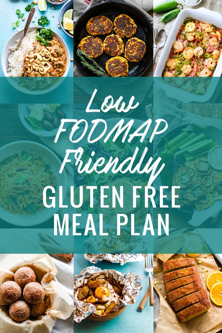 Low fodmap friendly gluten free meal plan recipes and tips this low fodmap friendly gluten free meal plan is a great tool to help you resolve forumfinder Image collections