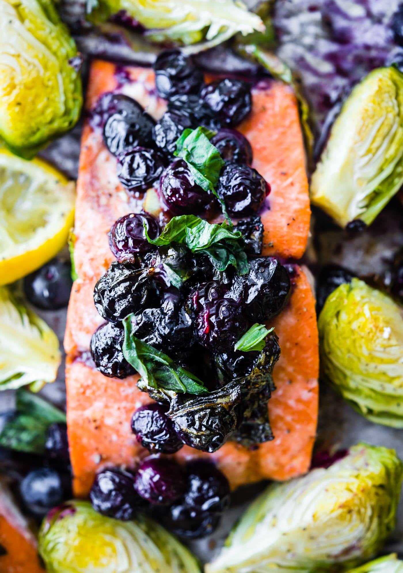 Superfood Baked Salmon! Paleo & Whole 30 dairy free and gluten-free anti-inflammatory meal plan
