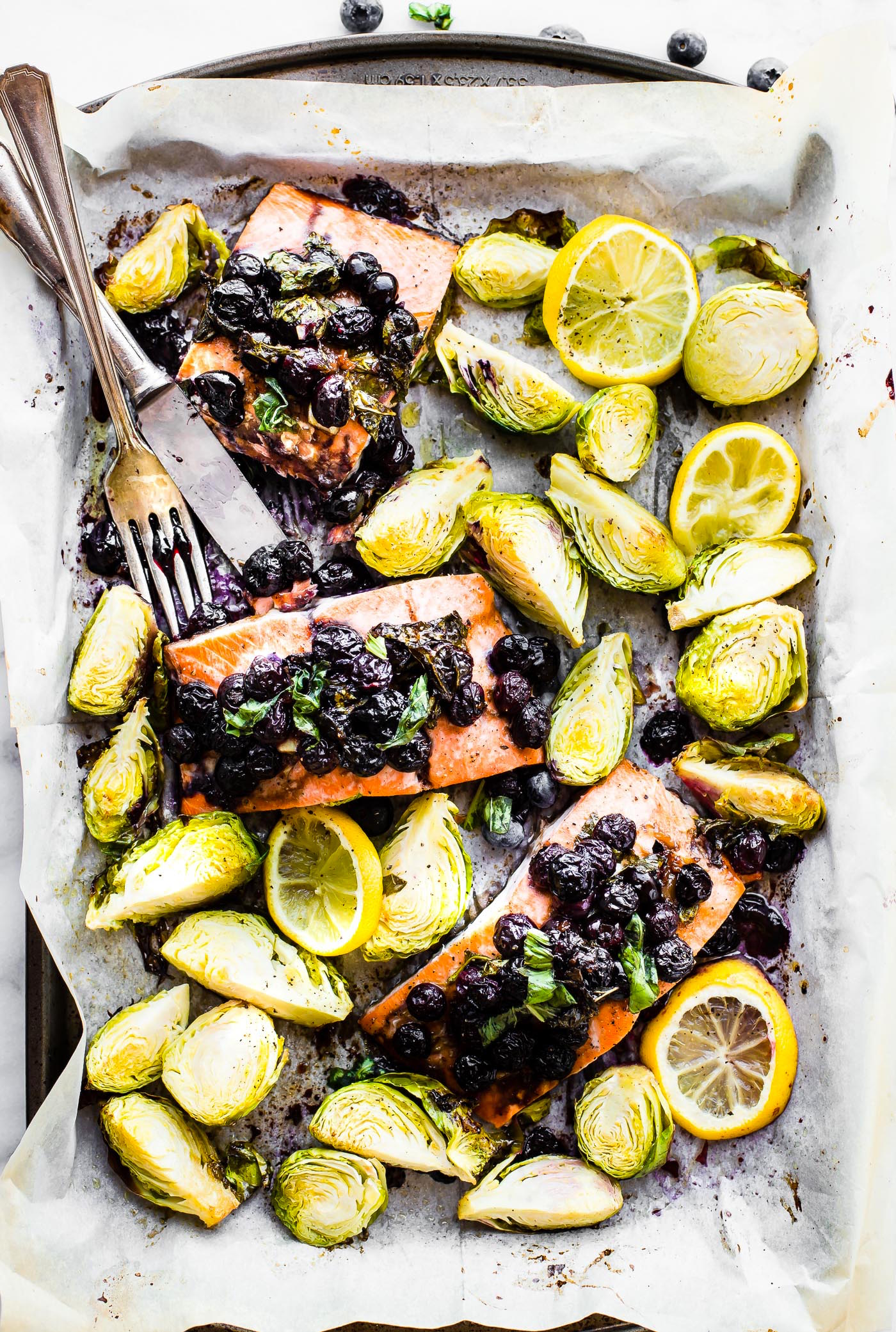 Superfood Baked Salmon Paleo One Pan Meal Recipe Video