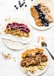 Grab and Go Gluten-Free Breakfast Wraps (3 Ways)