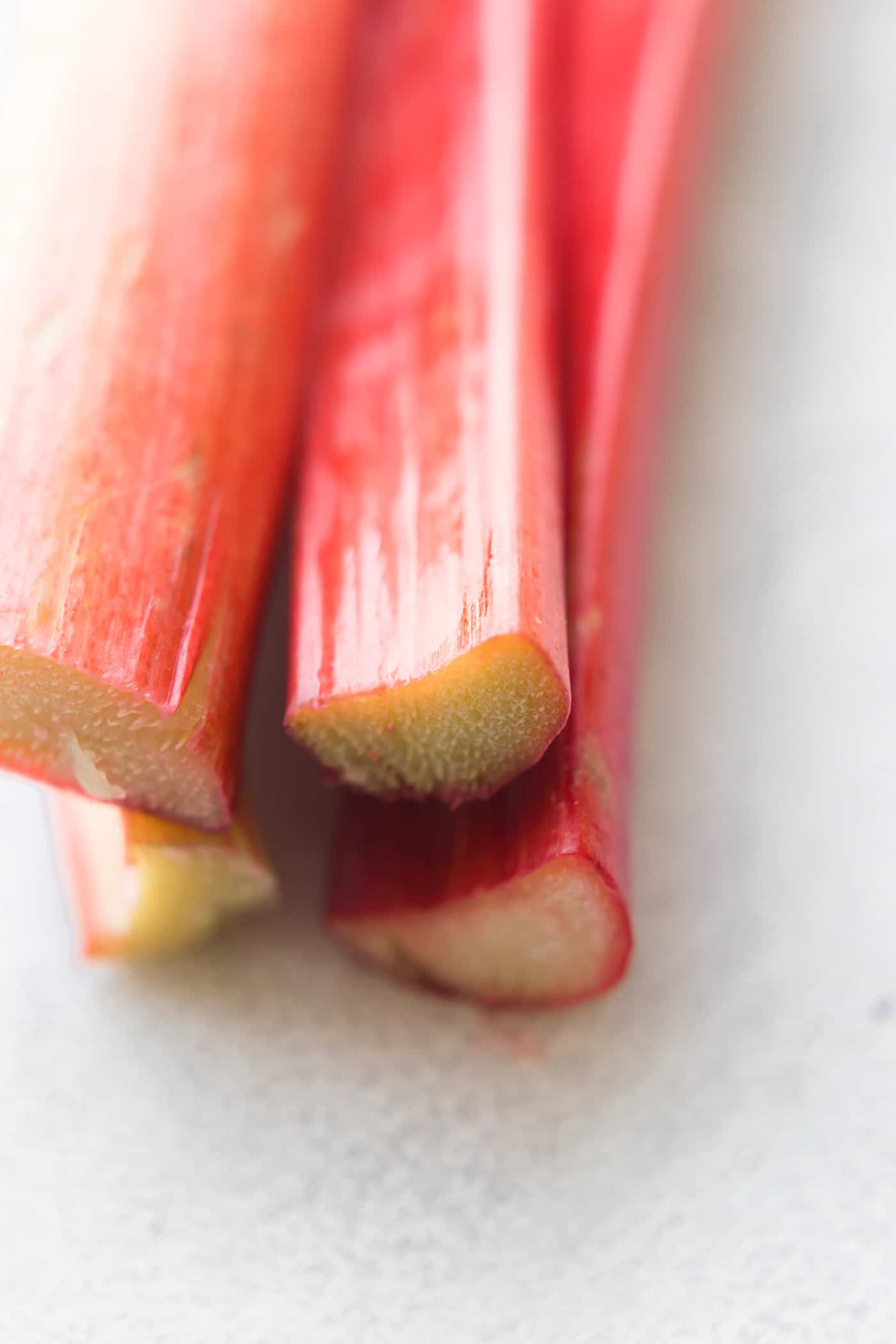 Crispy Rhubarb Lemon Chicken Bake {Paleo}