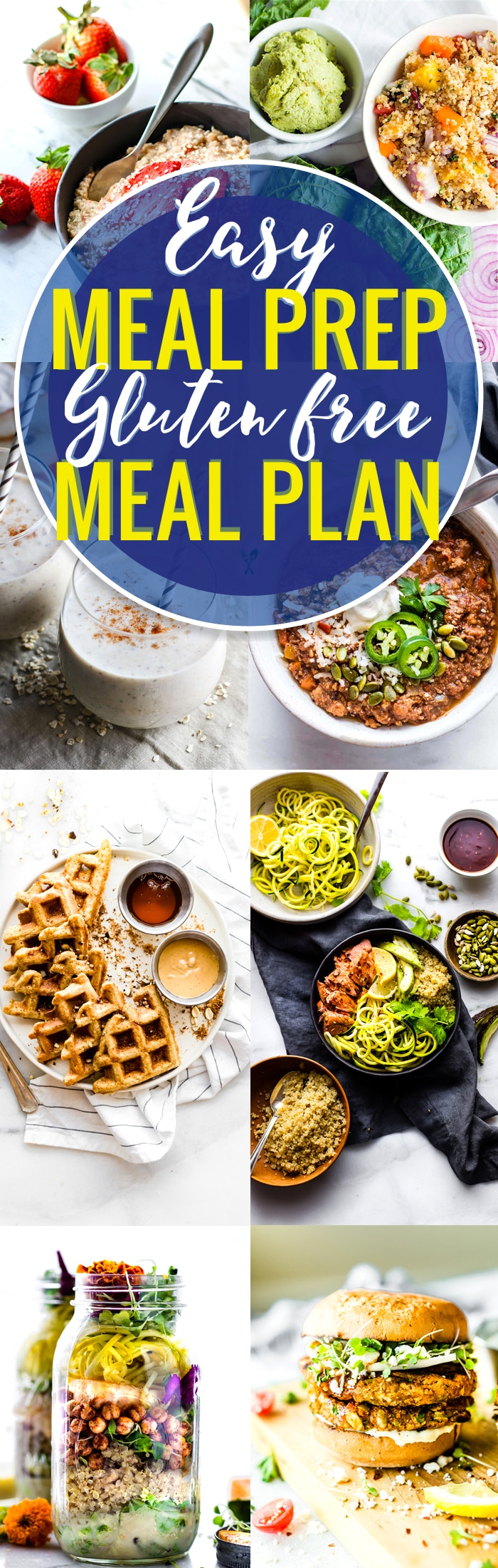 Easy meal prep recipes for a gluten free meal plan cotter crunch these easy meal prep recipes are perfect for a gluten free meal plan by prepping forumfinder Image collections