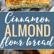 almond flour bread pin